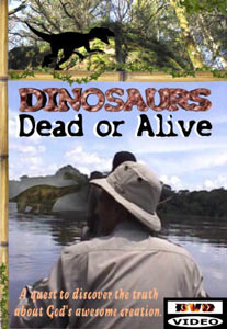 Dinosaurs Dead or Alive DVD